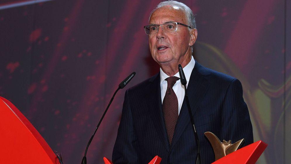 Franz Beckenbauer hält viel von Liverpool-Trainer Klopp - Bildquelle: Imago