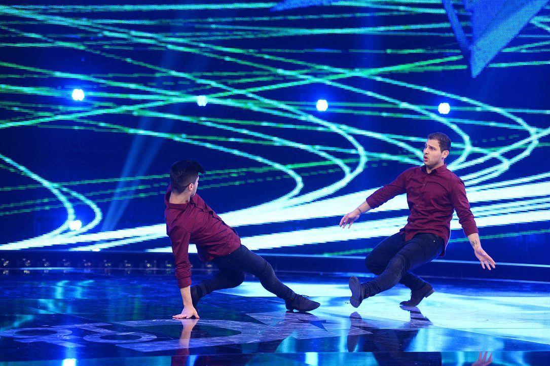 Got-To-Dance-Sanny-Nully-01-SAT1-ProSieben-Willi-Weber - Bildquelle: SAT.1/ProSieben/Willi Weber