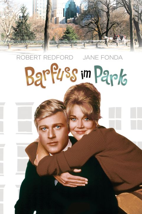Barfuß im Park - Artwork - Bildquelle: TM, ® &   (2003) by Paramount Pictures. All Rights Reserved.