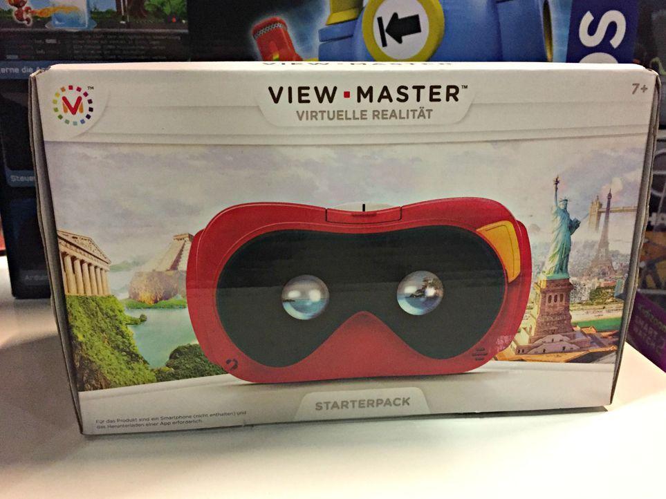 """2. """"View-Master Starterpack"""" von Mattelca. 34,99€"""