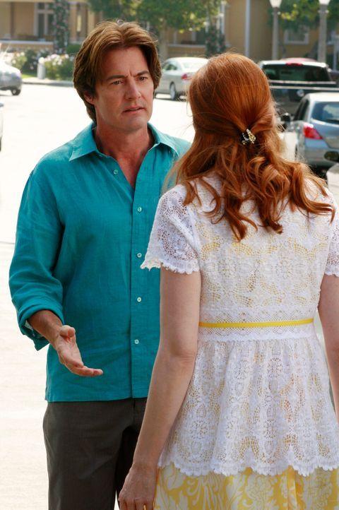 Orson (Kyle MacLachlan, l.) hat keine Lust mehr, alle zu täuschen. Doch Bree (Marcia Cross, r.) will partout nicht die Wahrheit sagen, um den Ruf de... - Bildquelle: ABC Studios