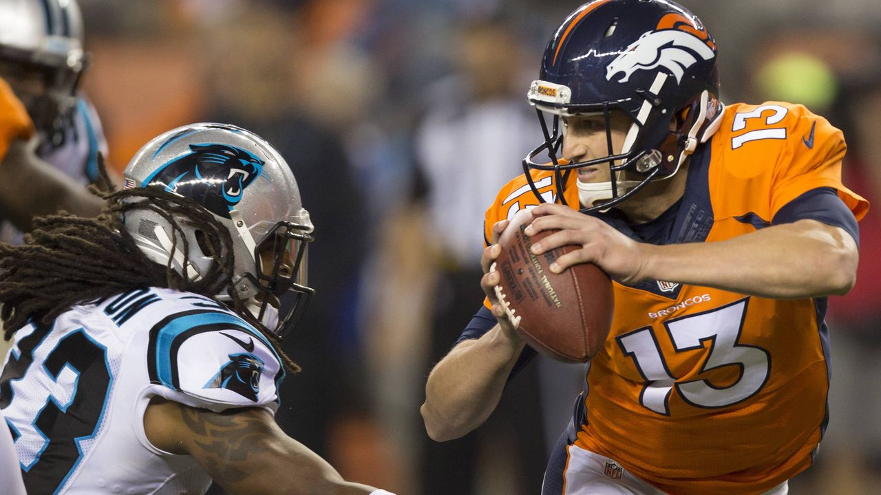 Super Bowl 2016: Denver Broncos (24:10 gegen die Carolina Panthers) - Bildquelle: imago/UPI Photo