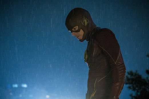 Eigentlich will Barry alias The Flash (Grant Gustin) einen Weg finden, um Sav...