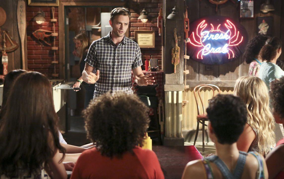 Hart of Dixie: Wade flirtet gerne - zum Missfallen von Zoe - Bildquelle: Warner Bros. Entertainment Inc.