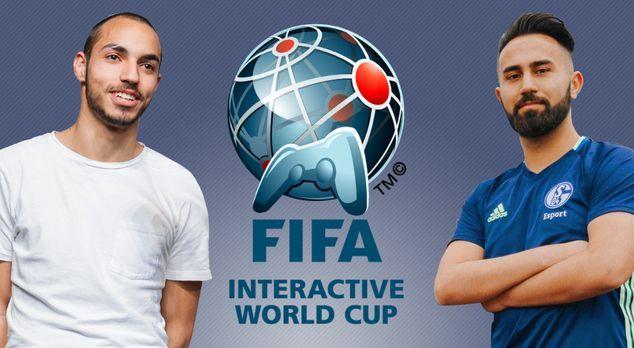 FIWC: Die besten FIFA-Spieler Deutschlands - Bildquelle: ran.de
