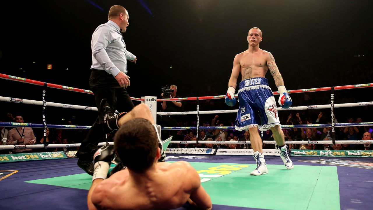 George Groves vs. Carl Froch 1 - Bildquelle: Getty Images