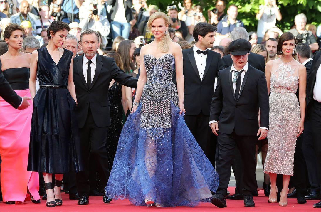 Cannes-Filmfestival-Darsteller-Grace-of-Monaco-14-05-14-AFP - Bildquelle: AFP