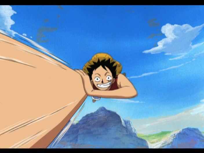 OnePiece_Gummiarm - Bildquelle: Eiichiro Oda/Shueisha, Toei Animation