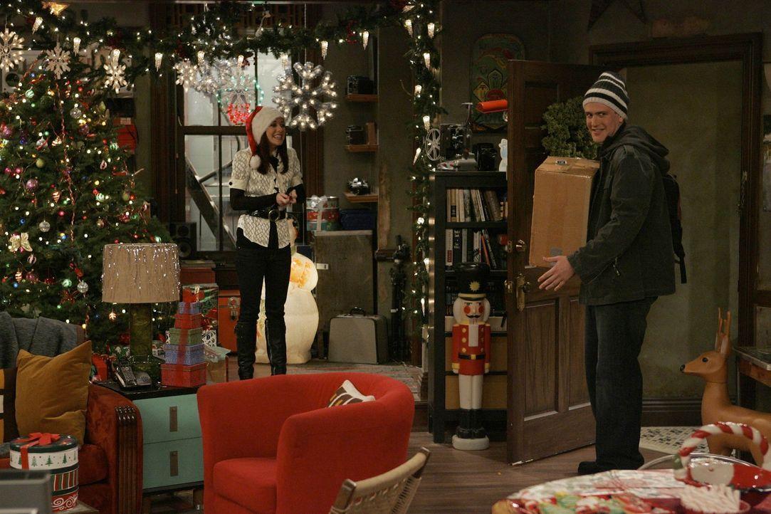 Heiligabend steht vor der Tür, und Lily (Alyson Hannigan, l.) bereitet alles perfekt für das Fest vor. Doch dann kommt es plötzlich zum Streit zw... - Bildquelle: 20th Century Fox International Television
