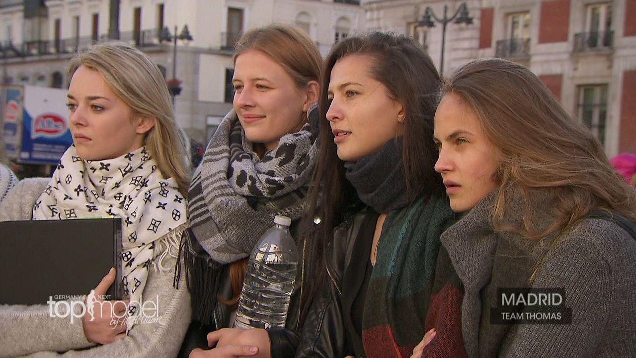 GNTM-11-Sendung3_010 - Bildquelle: ProSieben