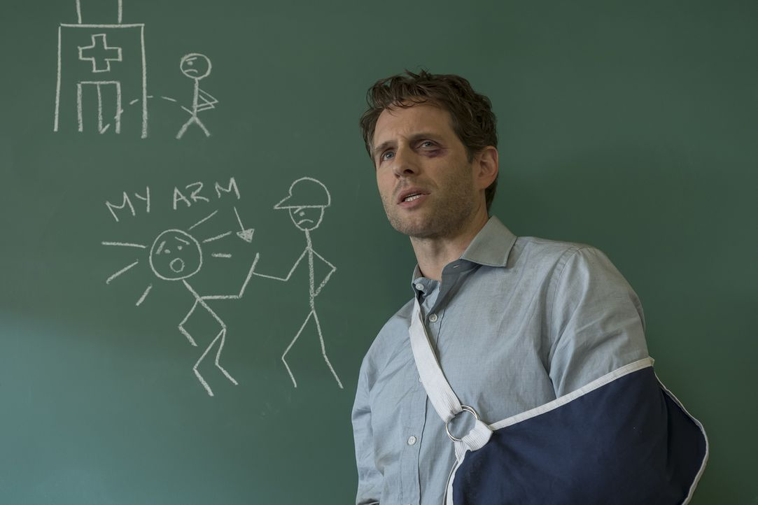 Jack Griffin (Glenn Howerton) - Bildquelle: Ron Batzdorff 2018 Universal Television LLC. ALL RIGHTS RESERVED./Ron Batzdorff