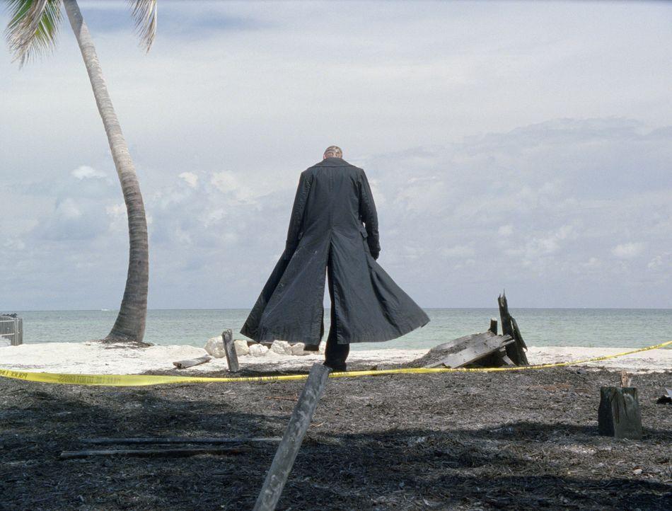 Der Chef der unerbittlichen Invasionsarmee der Mogadorianer (Kevin Durand) setzt alles daran, die Kinder vom Planeten Lorien zu töten - in einer be... - Bildquelle: DreamWorks II Distribution Co., LLC..  All rights reserved