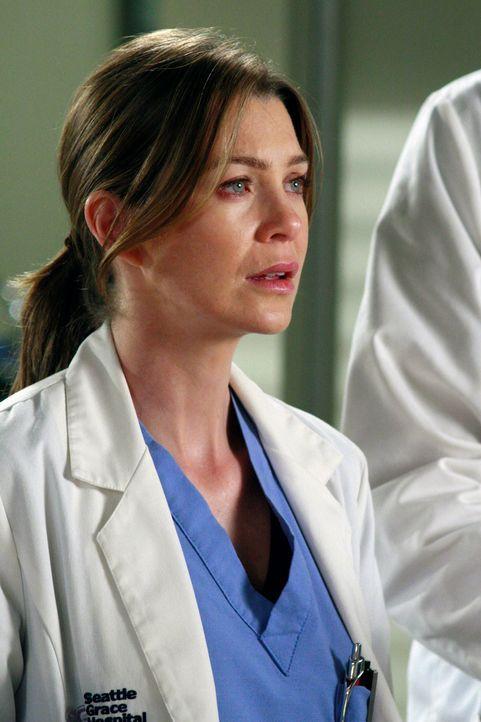 Derek will übers Wochenende mit Meredith (Ellen Pompeo) wegfahren. Um Zeit für diesen Ausflug zu haben, will Meredith ihren Dienst mit Alex tausch... - Bildquelle: Touchstone Television