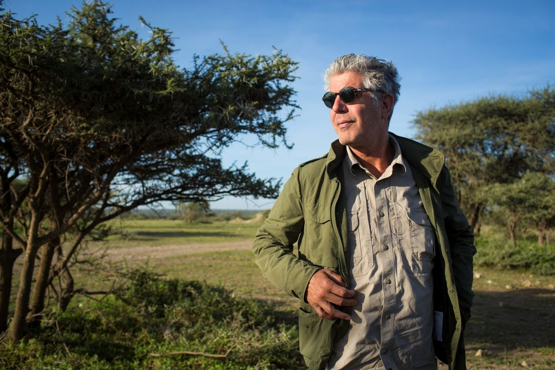 (4. Staffel) - Koch Anthony Bourdain begibt sich auf kulinarische Abenteuer ... - Bildquelle: David Holloway 2014 Cable News Network, Inc. A TimeWarner Company All rights reserved