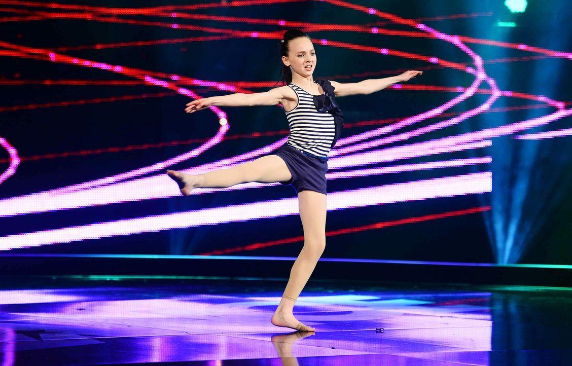 Got-To-Dance-Arianna-Adler-08-SAT1-ProSieben-Willi-Weber - Bildquelle: SAT.1/ProSieben/Willi Weber
