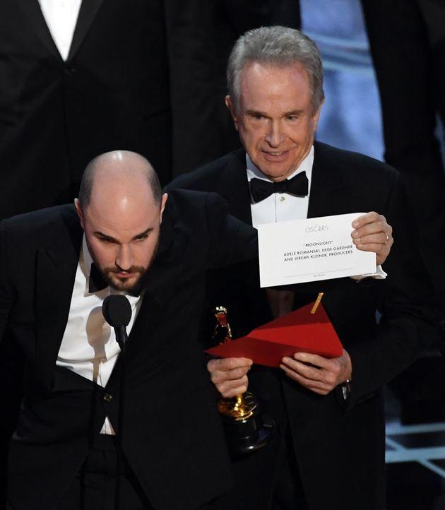 bester-film-3-AFP - Bildquelle: Kevin Winter/Getty Images/AFP