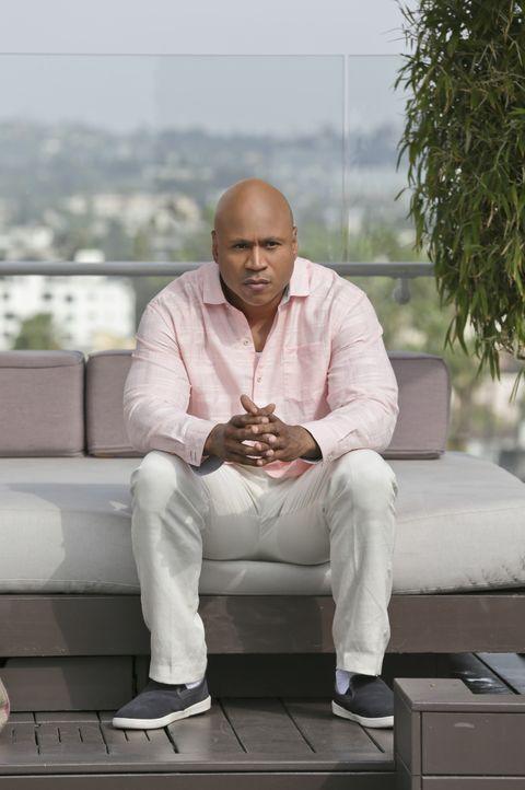Immer im Einsatz gegen das Böse: Sam (LL Cool J) ... - Bildquelle: CBS Studios Inc. All Rights Reserved.