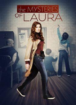 Detective Laura Diamond - (1. Staffel) - The Mysteries of Laura - Plakatmotiv...