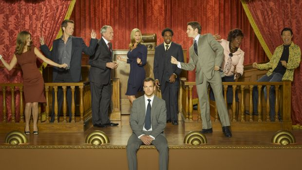 (2. Staffel) - Unerklärliche Phänomene im Leben eines erfolgreichen Anwalts:...