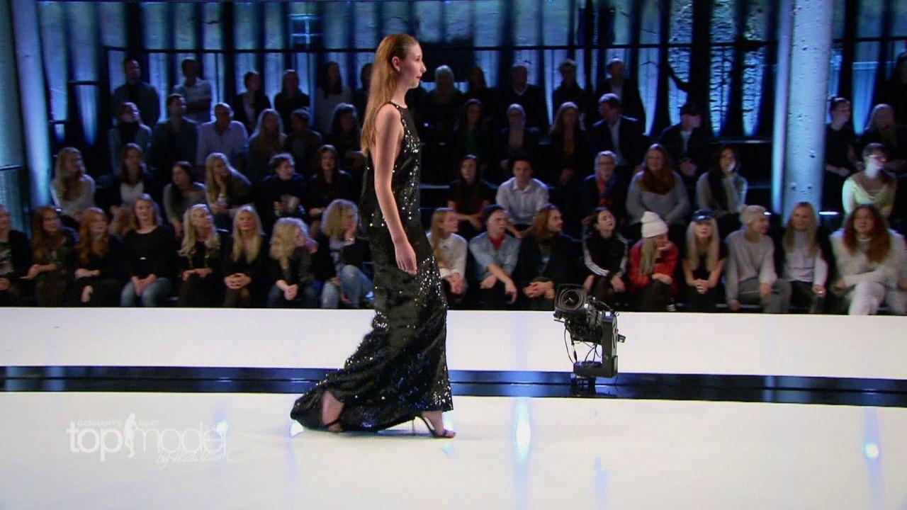 GNTM-11-Sendung01-111 - Bildquelle: ProSieben