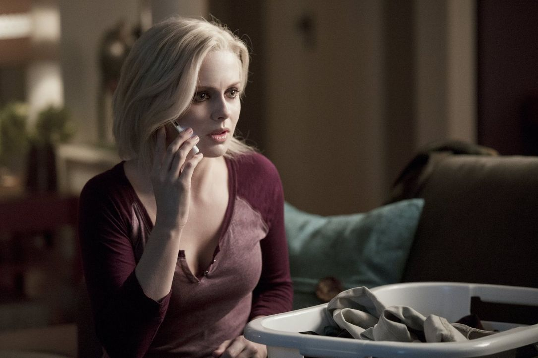 Liv (Rose McIver) ahnt nicht, in welche wirklich brutalen Machenschaften ihr Schöpfer verwickelt ist ... - Bildquelle: Warner Brothers