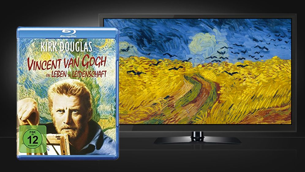 Vincent van Gogh - Ein Leben in Leidenschaft (Blu-ray Disc)