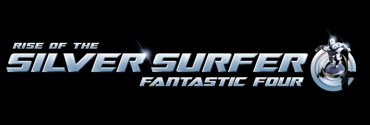 Fantastic Four - Rise Of The Silver Surfer - Logo - Bildquelle: Twentieth Century Fox