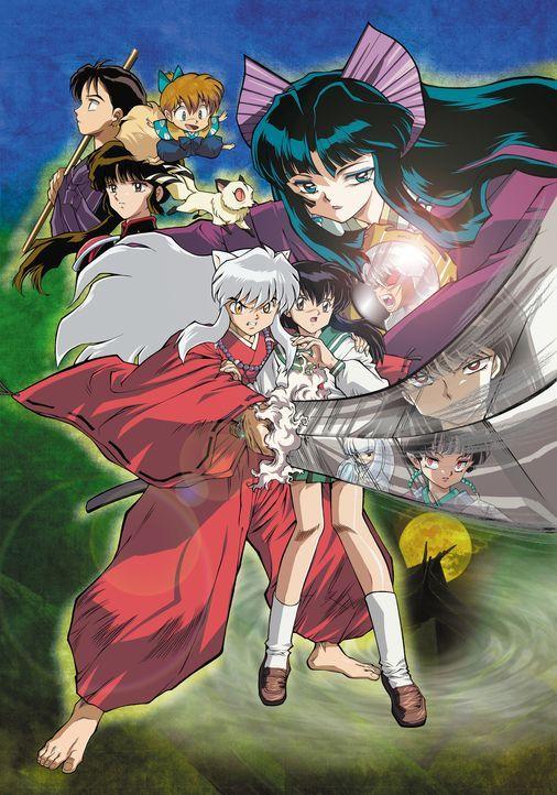 Inuyasha: The Castle Beyond the Looking Glass - Artwork - Bildquelle: 2002  Rumiko Takahashi / Shogakukan-YTV-Sunrise-ShoPro-NTV-Toho-Yomiuri-TV Enterprise All Rights Reserved