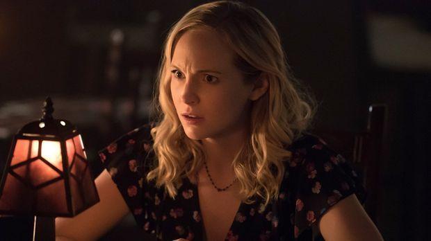 Noch hofft Caroline (Candice King) darauf, dass endlich alles gut werden wird...