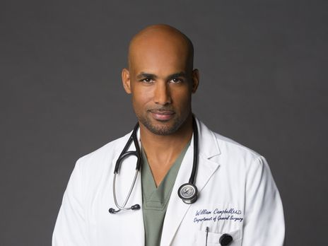 Code Black - (2. Staffel) - Dr. Campbell (Boris Kodjoe) übernimmt die Leitung...