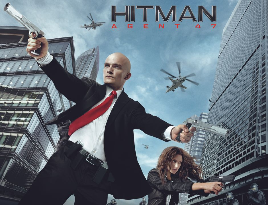 Hitman: Agent 47 - Artwork - Bildquelle: 2015 Twentieth Century Fox Film Corporation.  All rights reserved.