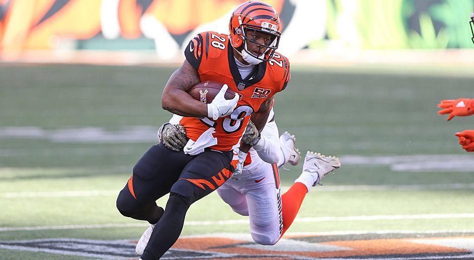 Joe Mixon (Running Back, Cincinnati Bengals) - Bildquelle: imago/Icon SMI
