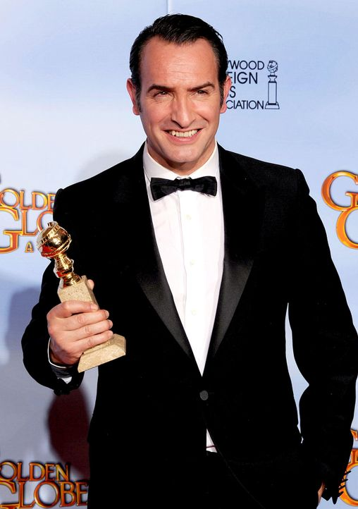 golden-globes-jean-dujardin-12-01-15-getty-afpjpg 1195 x 1700 - Bildquelle: getty-AFP