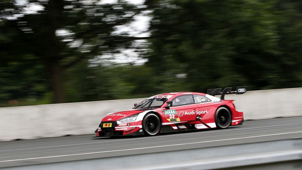 Für DTM-Champion Rene Rast läuft es in diesem Jahr nicht rund - Bildquelle: LAT