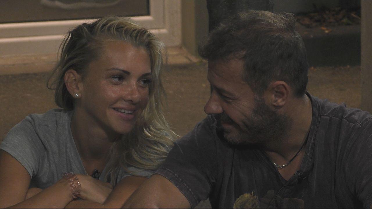 Willi und Evelyn - Bildquelle: SAT.1