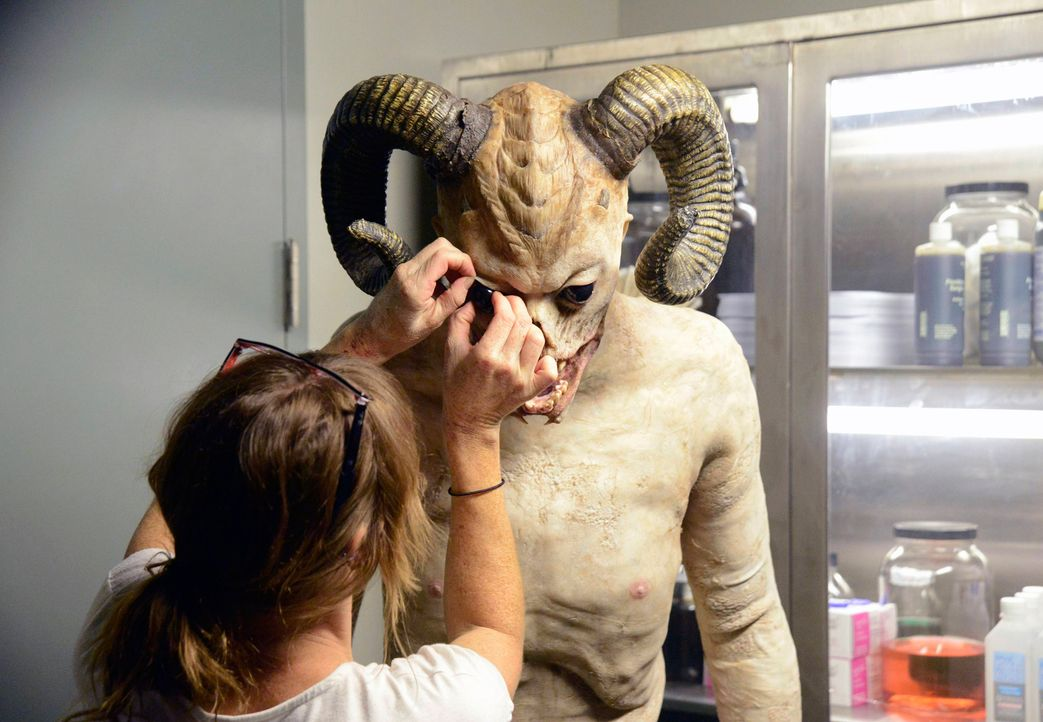 Backstage am Set von Sleepy Hollow - Bild13 - Bildquelle: 20th Century Fox and all of its entities all rights reserved