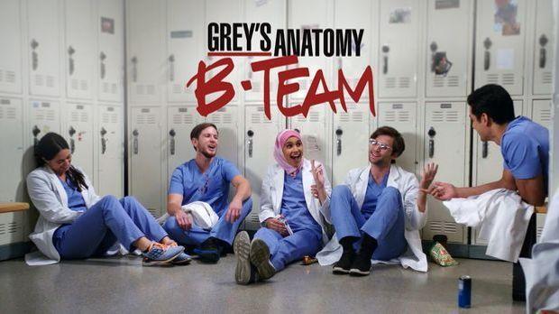 Grey\'s Anatomy: B-Team - Die Webserie im Stream auf ProSieben.de