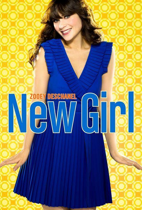 (1. Staffel) - Als sie sich von ihrem Freund trennt, beginnt für Jess (Zooey Deschanel) ein neues Leben - und zwar in einer Männer-WG ... - Bildquelle: 20th Century Fox