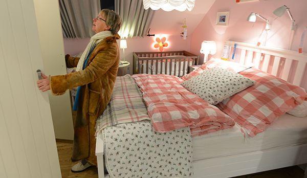 Das Bett - Bildquelle: dpa