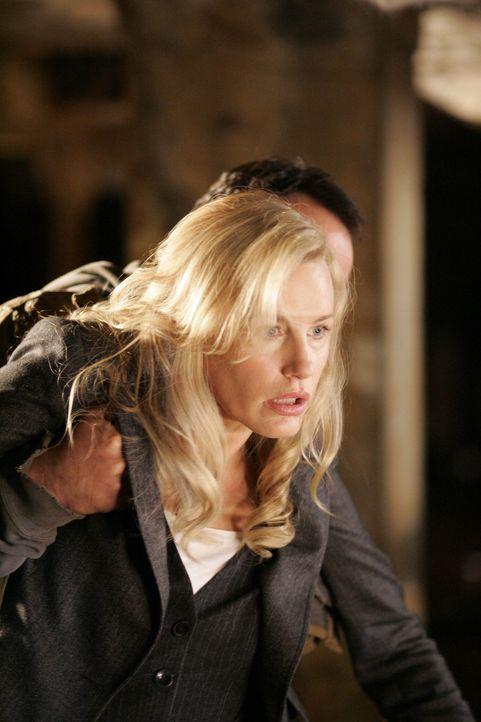 Walker weiß nicht, dass Liz Quinlan (Daryl Hannah) die Königin einer außerirdischen Insektenzivilisation ist, die die Erde unterwerfen will ... - Bildquelle: Hallmark Entertainment