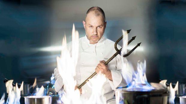 Der Hell S Kitchen Chef Frank Rosin
