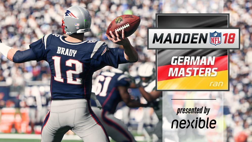 Mit Tom Brady zum Erfolg war das Motto beim sechsten Turnier der MADDEN NFL ... - Bildquelle: ran.de