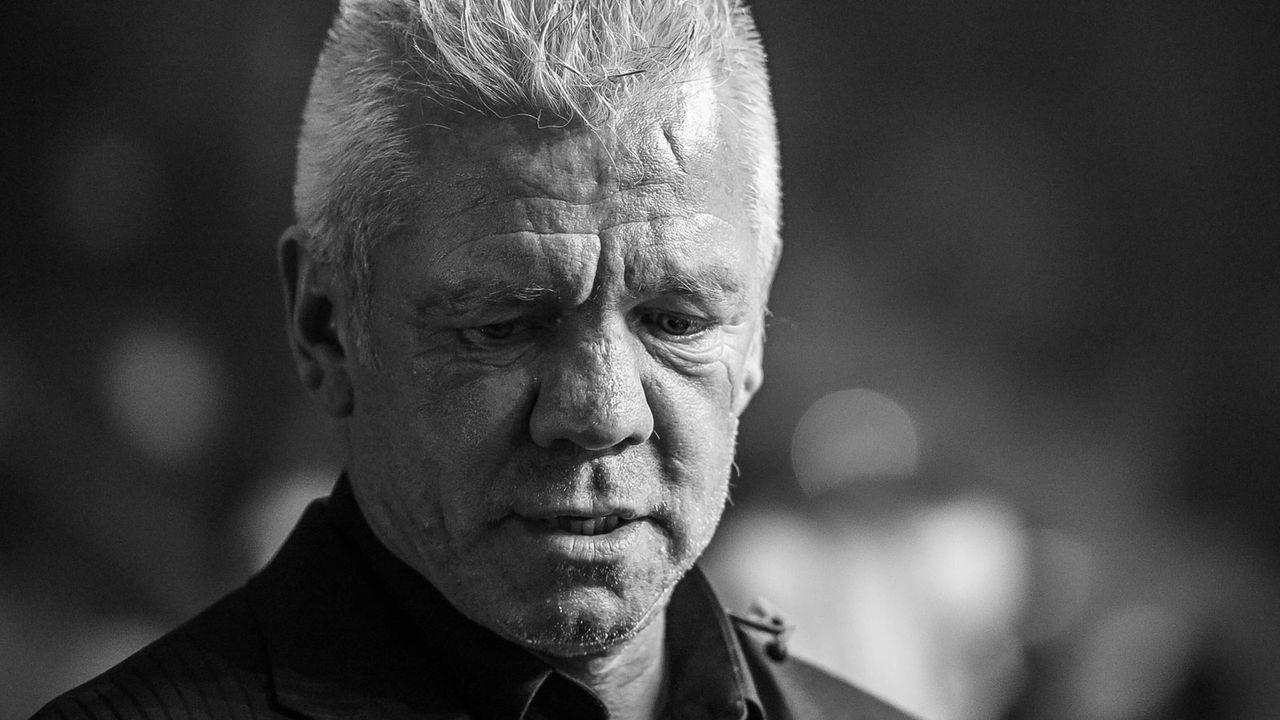 Graciano Rocchigiani (1963-2018) - Bildquelle: imago