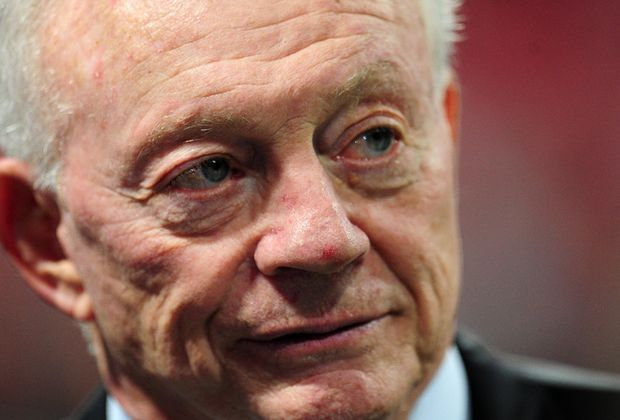Jerry Jones (Dallas Cowboys Owner)