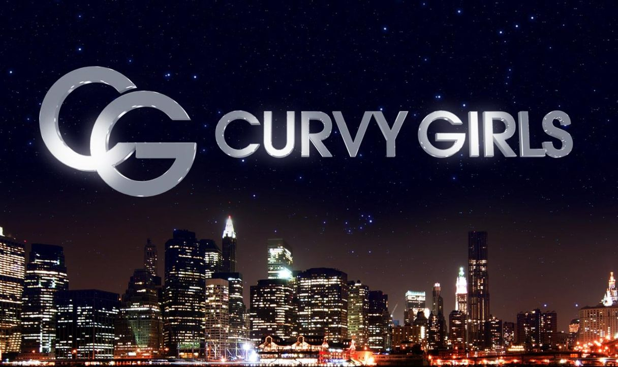 (1. Staffel) - Curvy Girls - Models XXL - Logo - Bildquelle: MMXII SiTv, Inc. All rights reserved.
