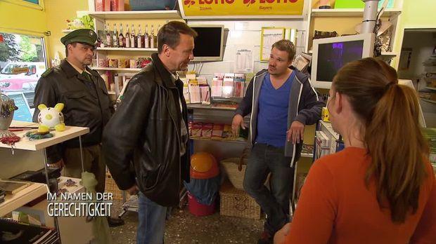 Im Namen Der Gerechtigkeit - Im Namen Der Gerechtigkeit - Staffel 2 Episode 140: Zwei Männer Und Ein Plan