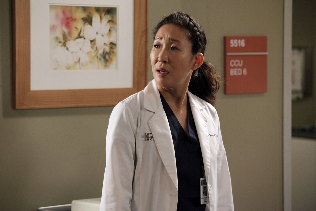 Während Cristina (Sandra Oh) und Owen versuchen einen Weg zu finden um mit ihrer eingefahrenen Situation fertig zu werden, überschattet die bevors... - Bildquelle: ABC Studios