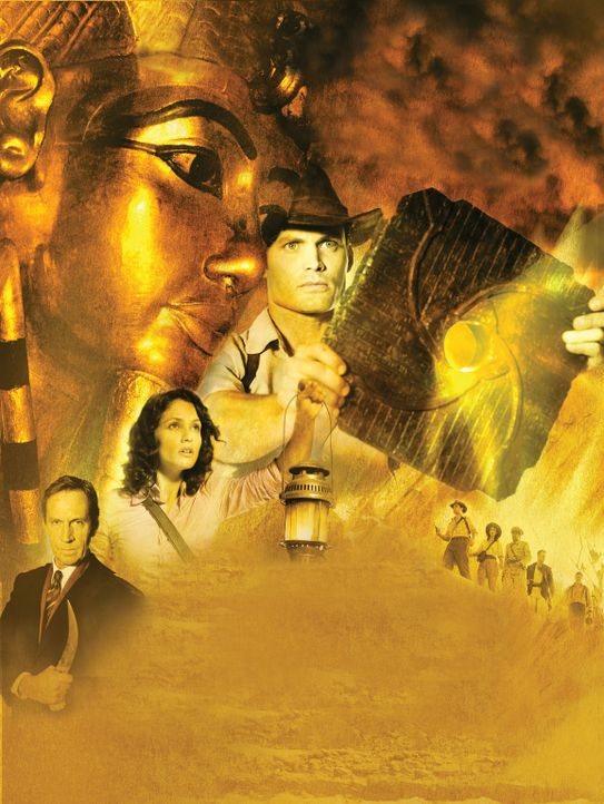 King Tut - Der Fluch des Pharao - Bildquelle: 2006 RHI Entertainment Distribution, LLC