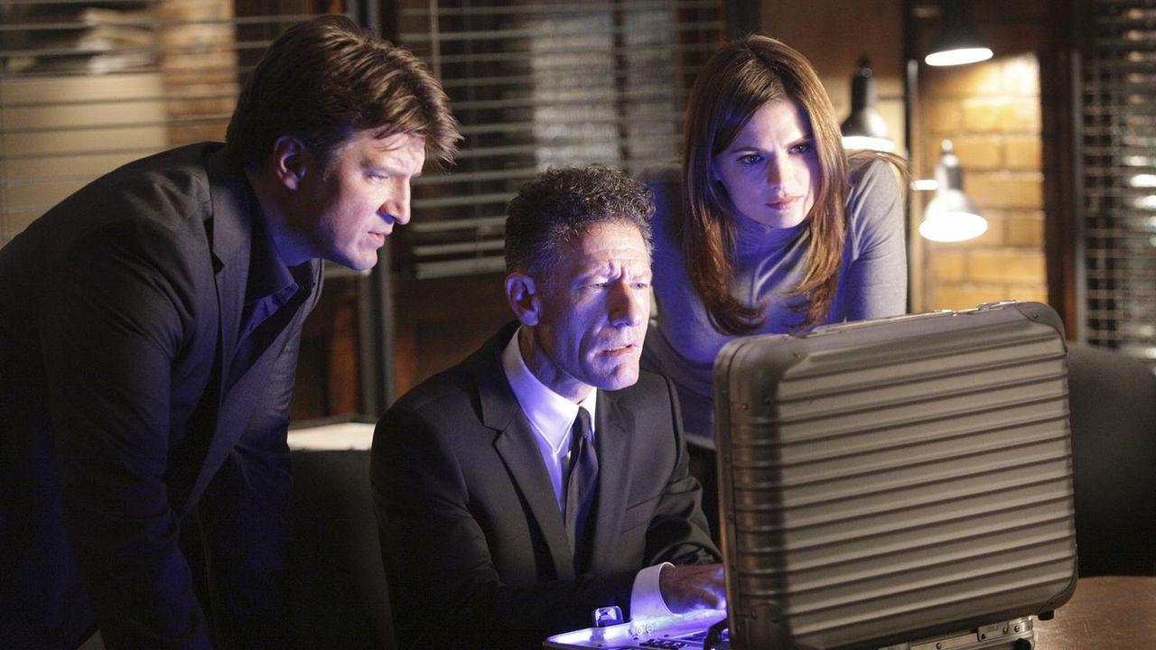 Freaky Castle: Paranormale Fälle für Castle und Beckett - Bildquelle: ABC Studios