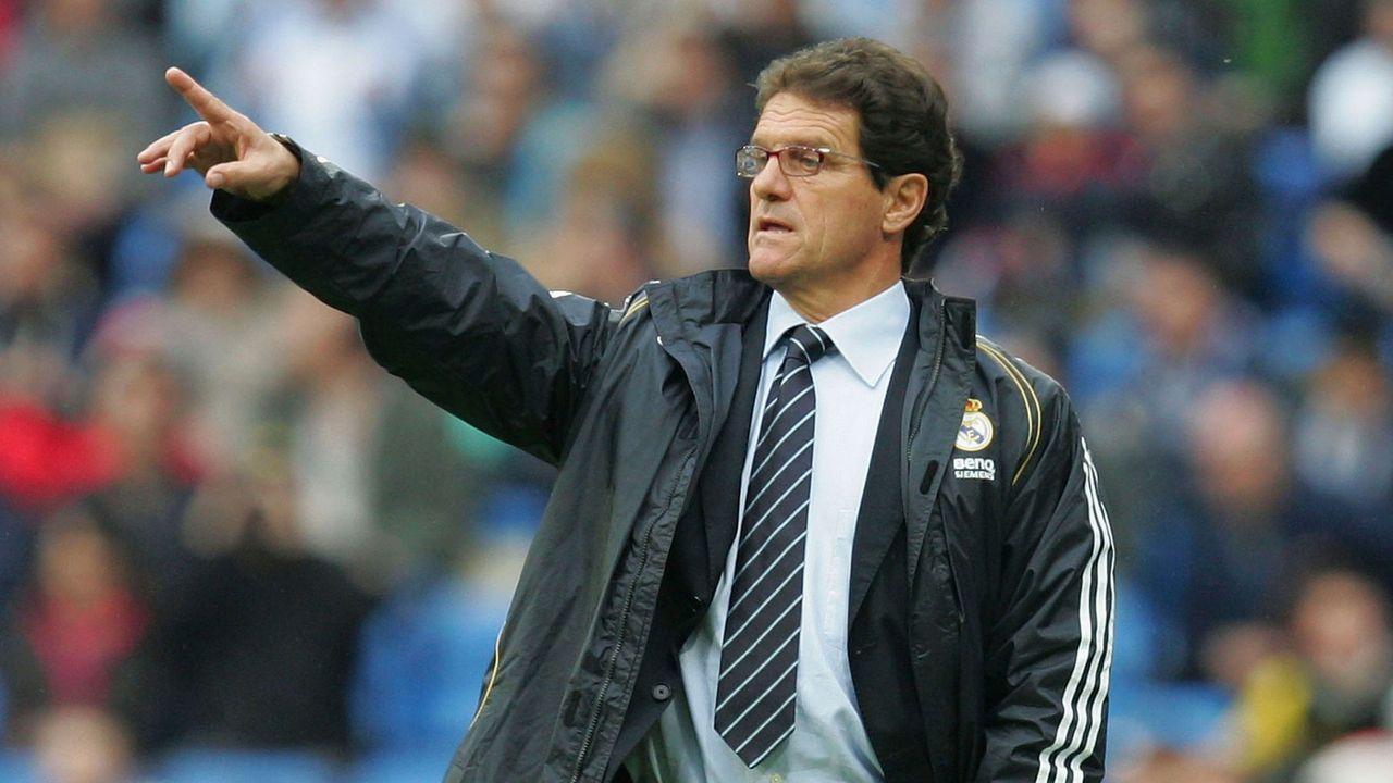 Fabio Capello (Real Madrid 1996-97, 2006-07) - Bildquelle: 2007 Getty Images